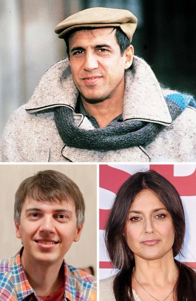 Children Of Celebrities (16 pics)