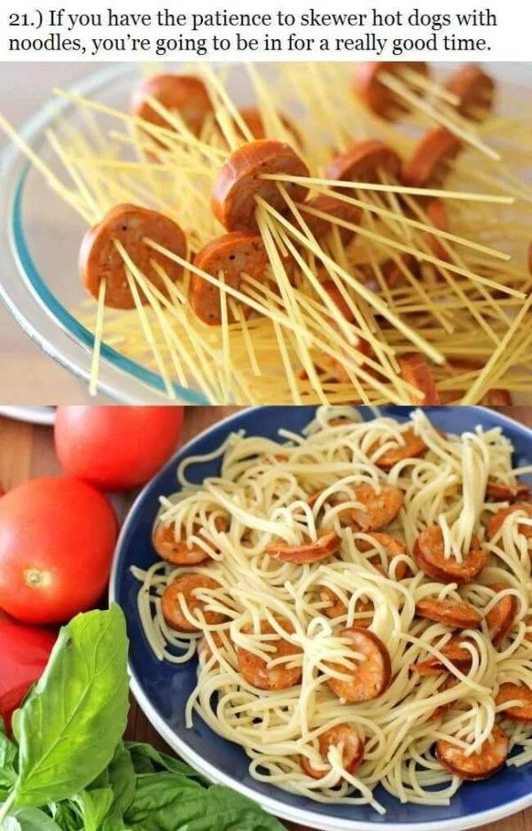 Useful Food Hacks (25 pics)