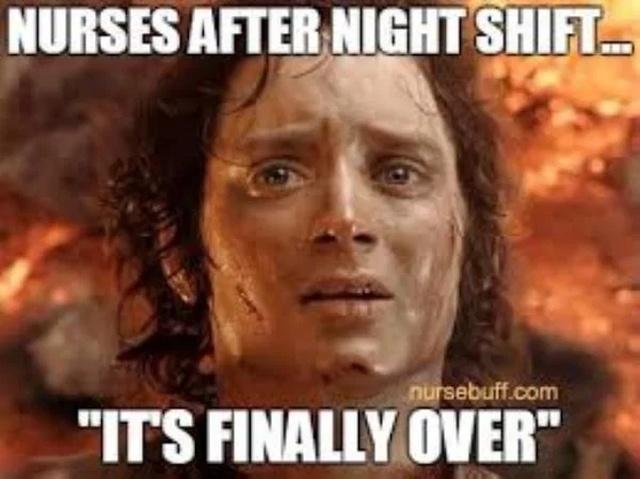 Night Shift Memes (34 pics)