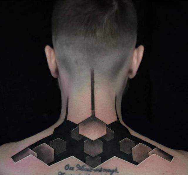 Beautiful 3D Tattoos (42 pics)
