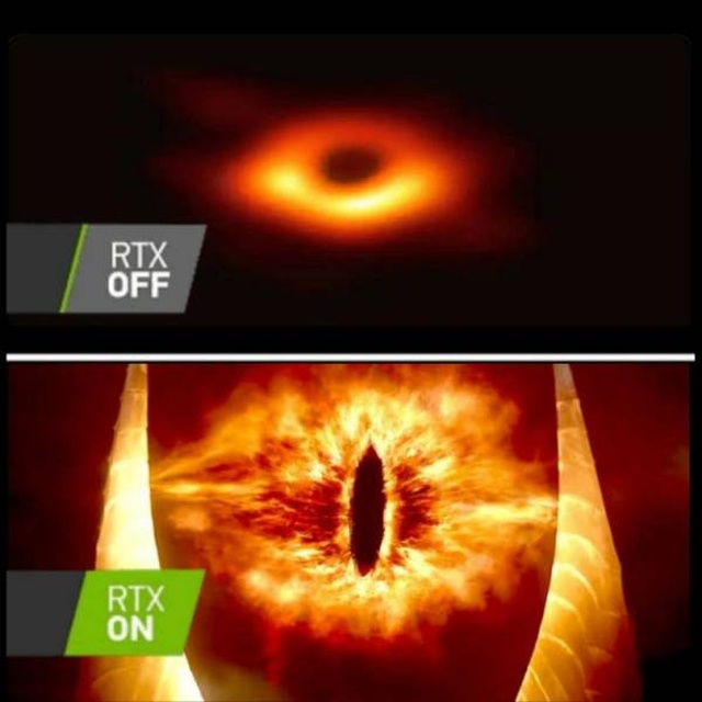 The First Ever Black Hole Image Memes (47 pics)