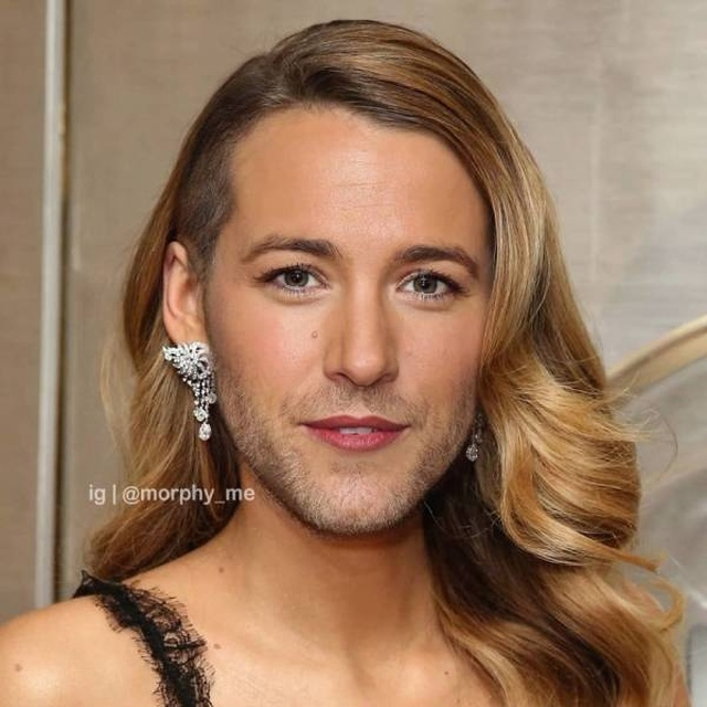 "Guy Morphs Celebrity Faces Into ""Perfect Celebrity Looks"" (42 pics)"