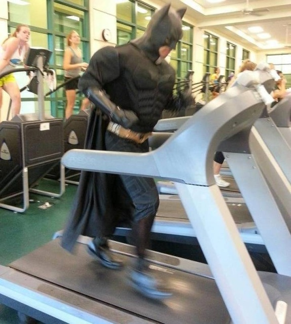Things That Can Only Happen on Your First Day at the Gym (19 pics)