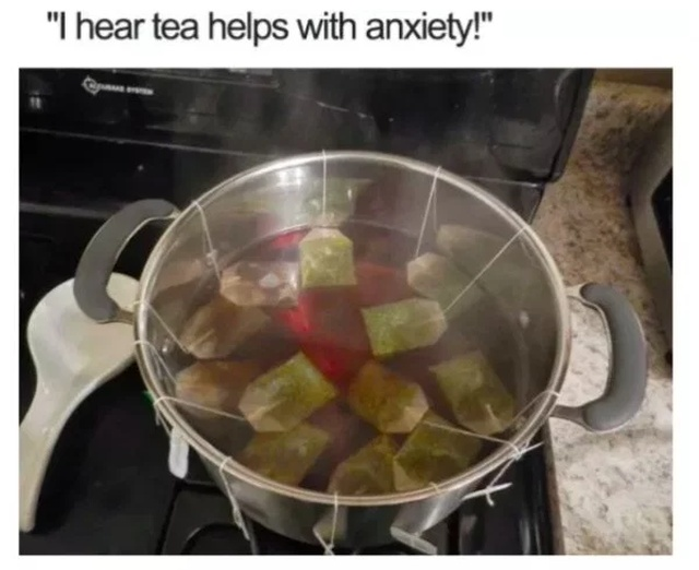 Memes About Anxiety (37 pics)