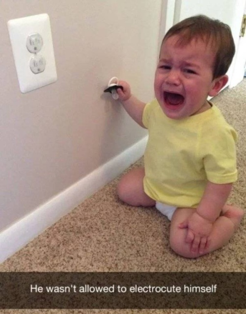 Memes About Kids (28 pics)