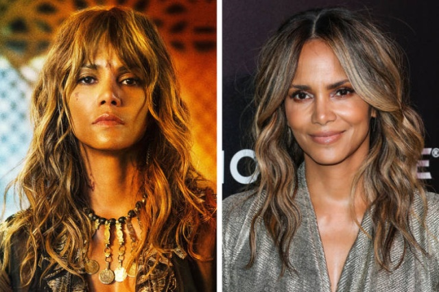Female Celebrities In Their Late 40's Without Photoshop (16 pics)