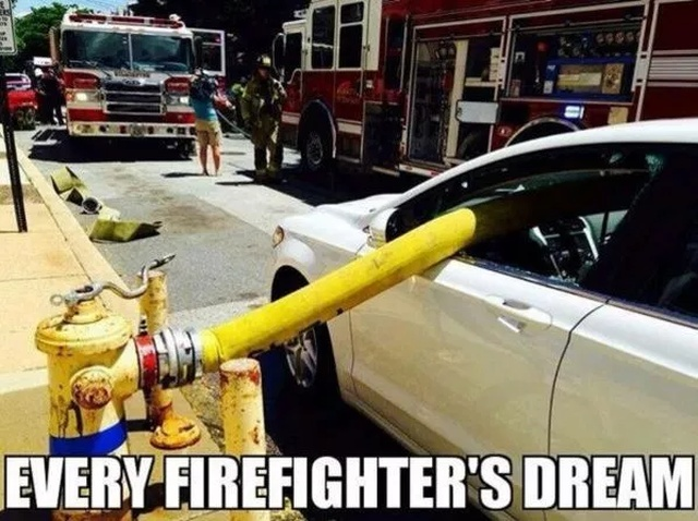 Pictures Of Firefighters (23 pics)