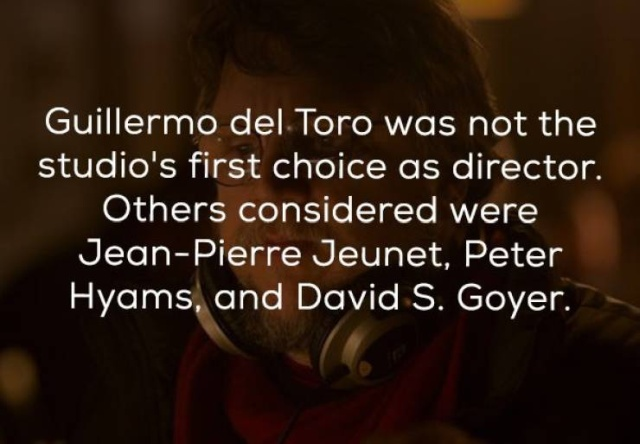 """Facts About The """"Hellboy"""" By Del Toro (21 pics)"""