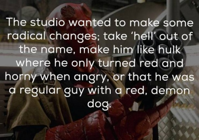 "Facts About The ""Hellboy"" By Del Toro (21 pics)"