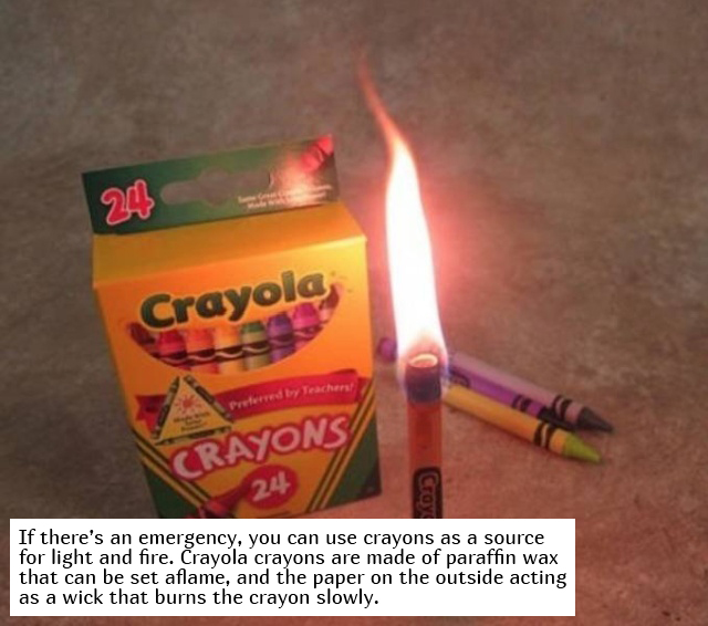 Survival Life Hacks (17 pics)