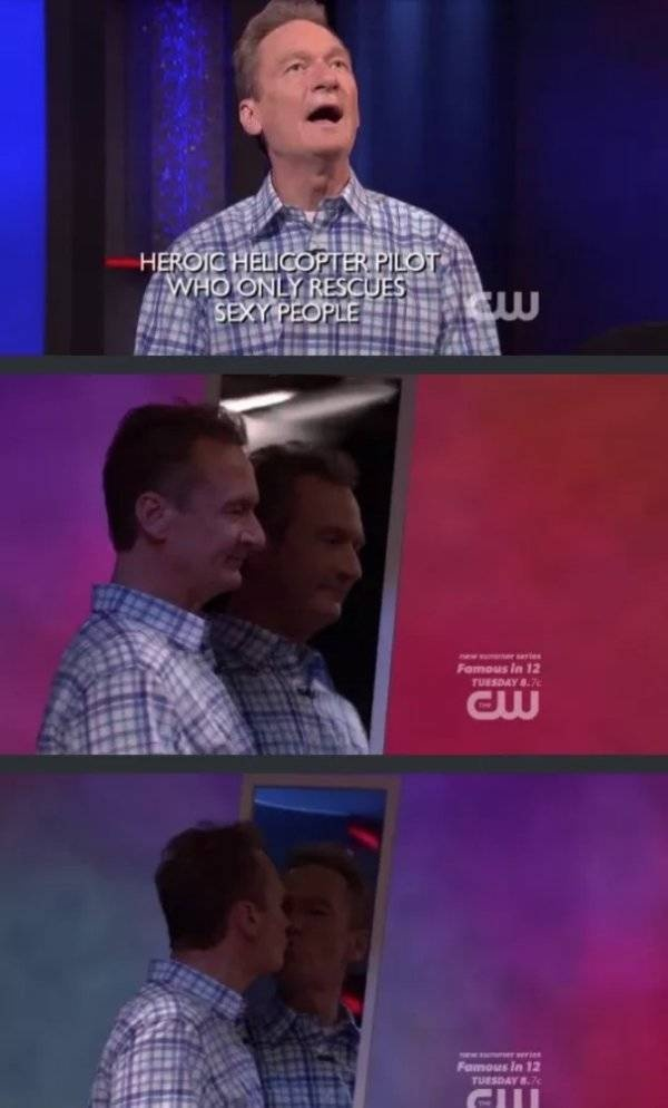 "Times Colin And Ryan Were The Best Part Of ""Whose Line Is It Anyway?"" (32 pics)"