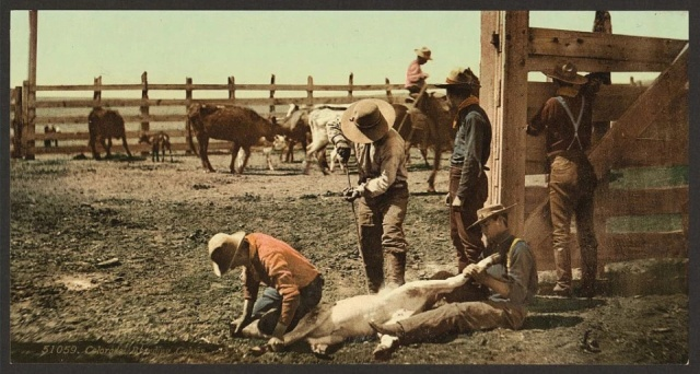 120-Year-Old Colourised Pics Of Wild West (17 pics)