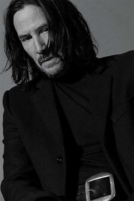 New Photos Of Keanu Reeves (11 pics)