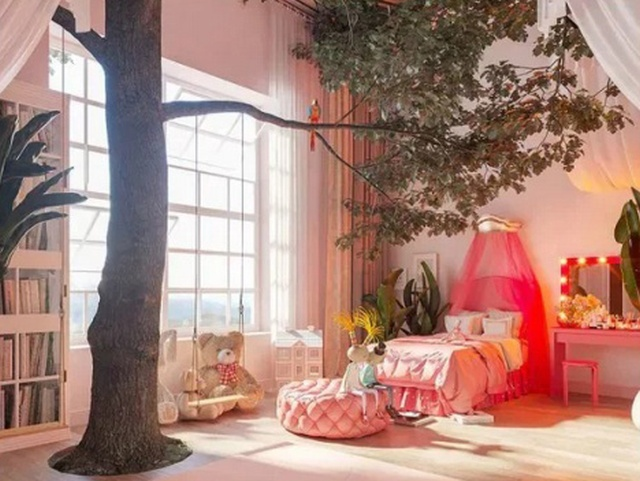 Kids' Dream Bedrooms Brought To Life By Team Of Design Experts (14 pics)