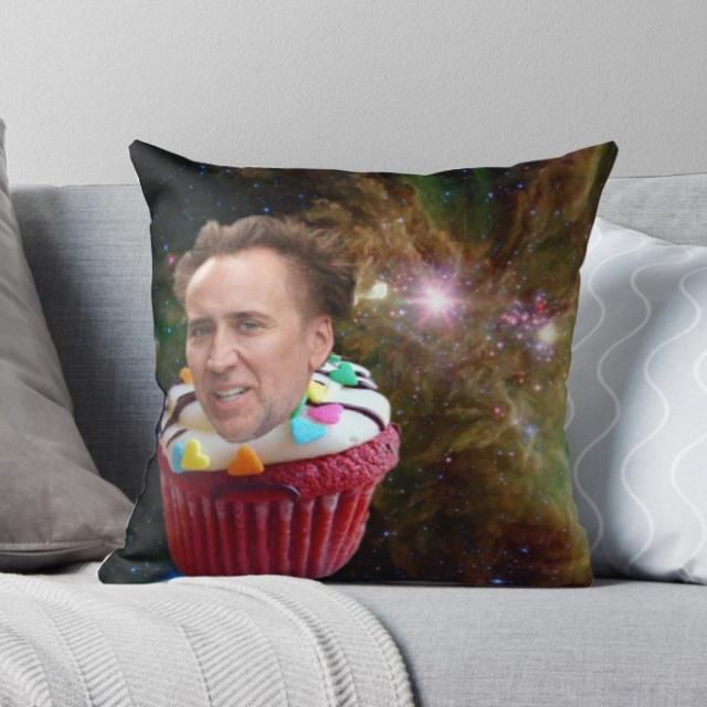 Strange Nicolas Cage Pillows (22 pics)