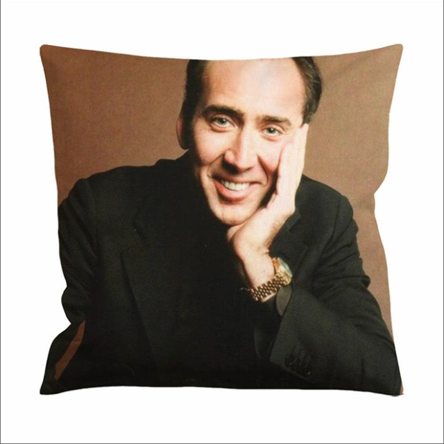 Strange Nicolas Cage Pillows (22 pics)