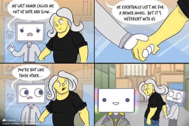 System32 Comics (20 pics)