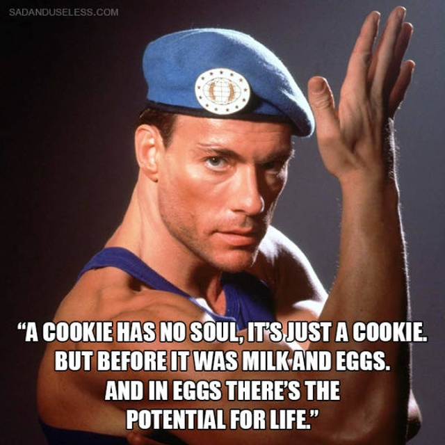 Jean Claude Van Damme Quotes That Don't Seem To Be Real (15 pics)