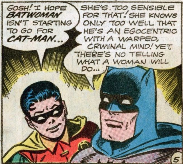 Comic Panels That Prove All Superheroes Have Dirty Minds (30 pics)