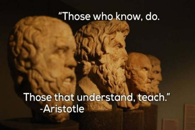 What Famous Minds Thought About Teaching (14 pics)