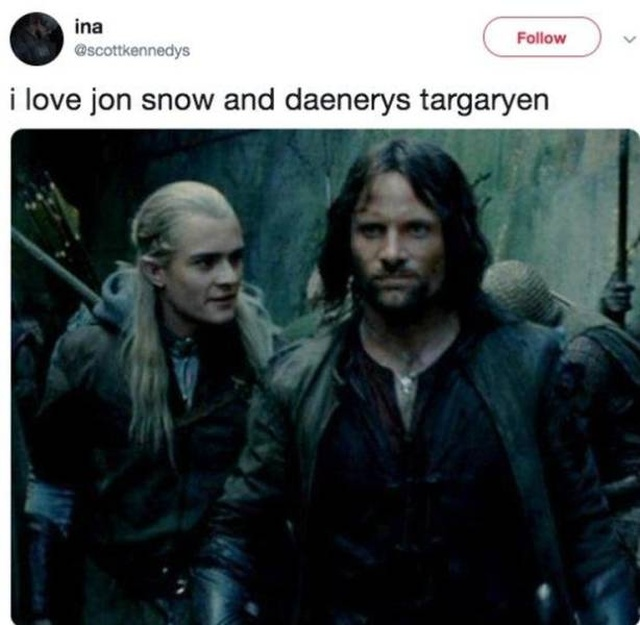 """Memes About People Who Haven't Seen """"Game Of Thrones"""" (16 pics)"""