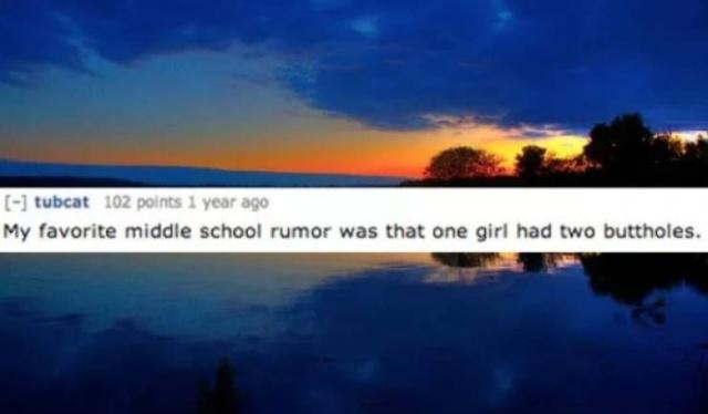 Middle School Days Memes (28 pics)