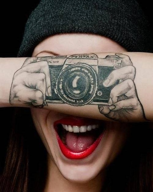 Creative Tattoos (21 pics)