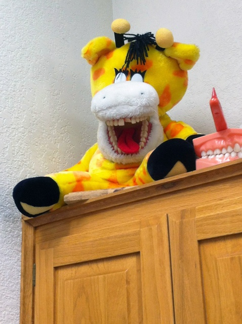 Educational Dentist Toys Are Scary (21 pics)