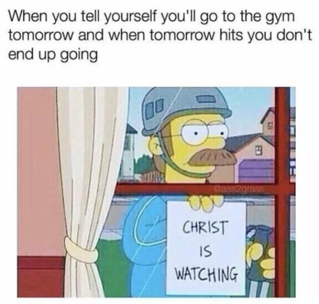 Gym Memes (30 pics)