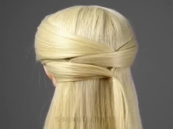 Interesting Hair Styling