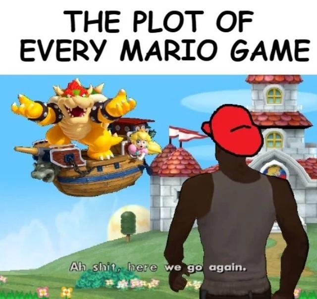 'Ah sh**, here we go again' Meme (22 pics)
