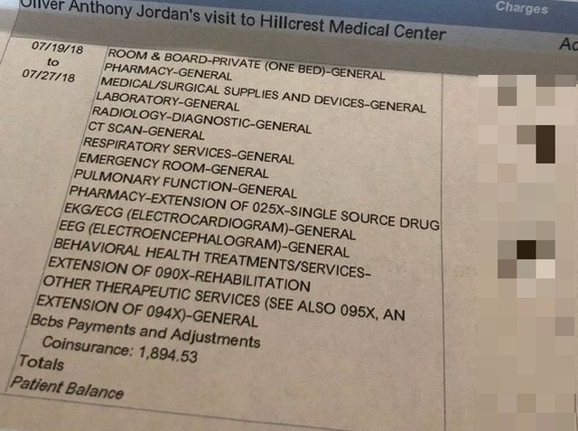 21-Year-Old Left With $93k Hospital Bill After Attempting Suicide