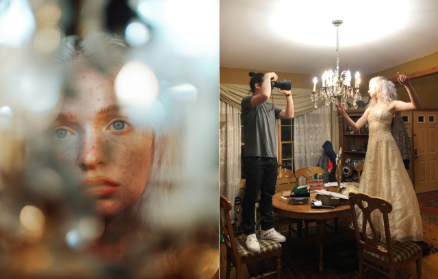 Behind The Scenes Of Creative Photos (11 pics)