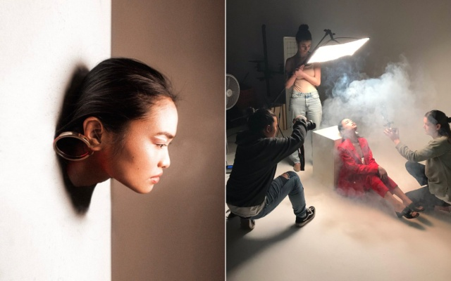 Behind The Scenes Of Creative Photos (11 pics)