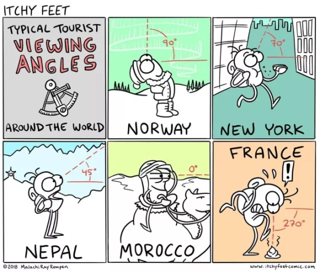 The Differences Between Different Countries And Languages (30 pics)