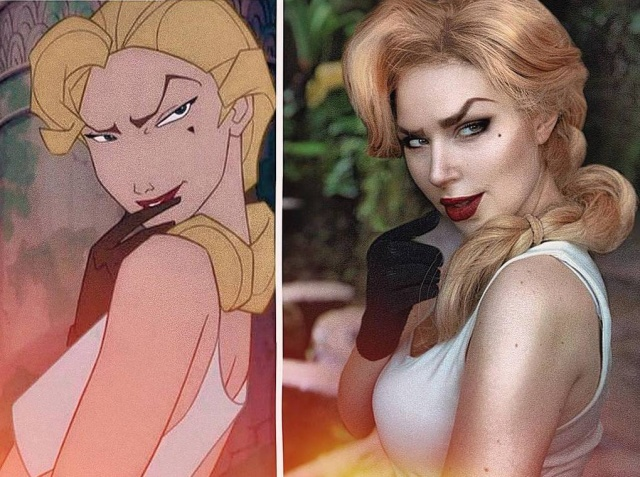 Amazing Transformations Of Russian Cosplay Girls (15 pics)