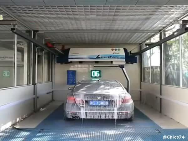 Car Wash: Express Mode