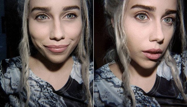 Daenerys Targaryen Cosplay By Italian Model Roberta Rory Pattaro (6 pics)