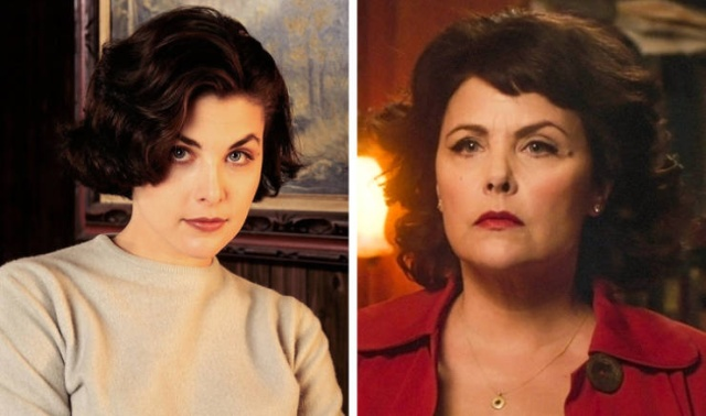 Famous TV Show Actresses From The 90s Then And Now (12 pics)