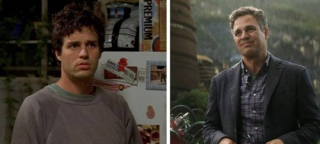 How Avengers Started Their Acting Careers (23 pics)