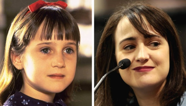 Child Celebrities Then And Now (21 pics)
