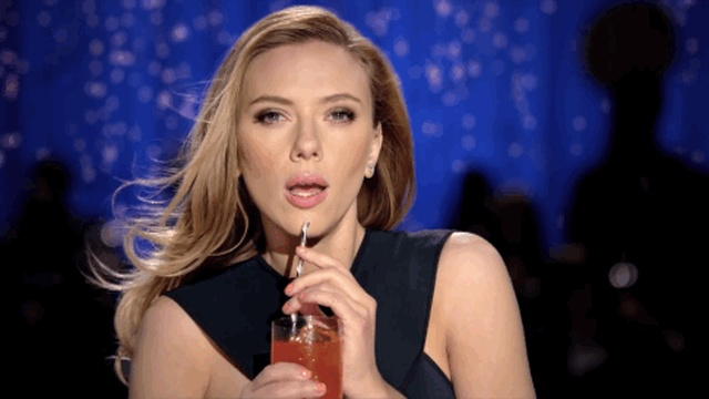 The Best Of Scarlett Johansson (18 gifs)