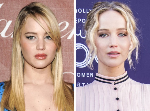 How Celebs Have Changed (12 pics)
