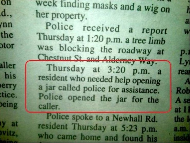 Small Town Things (29 pics)