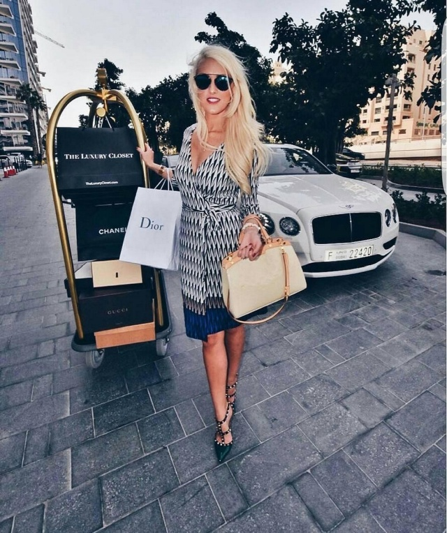 Rich People On Instagram (30 pics)