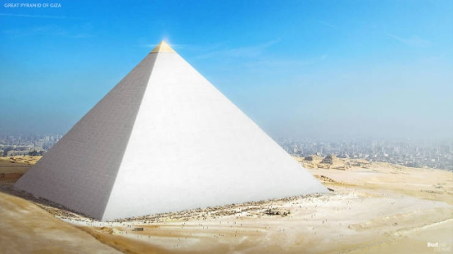 Here Are The Seven Wonders Of The Ancient World In Their Original Forms (14 pics)