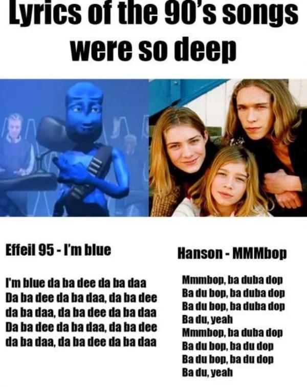 90's Memes (30 pics)