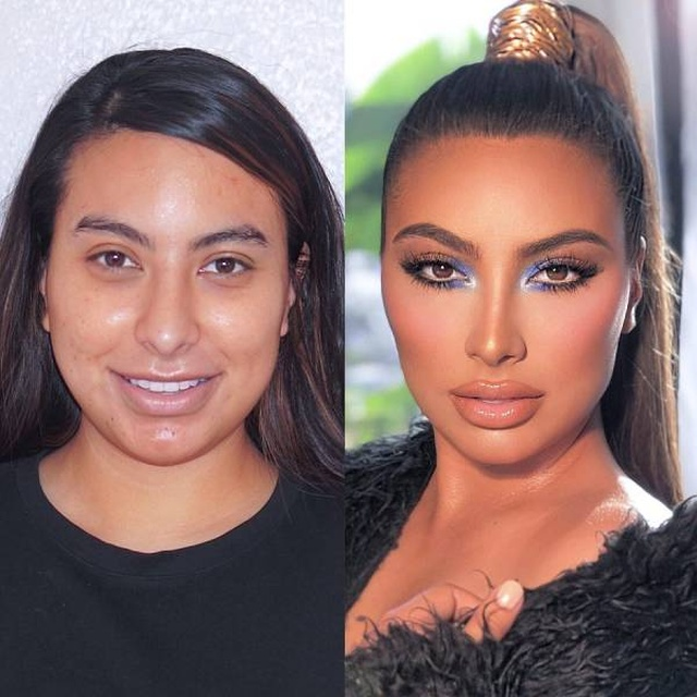 How Makeup Can Change Everything (25 pics)