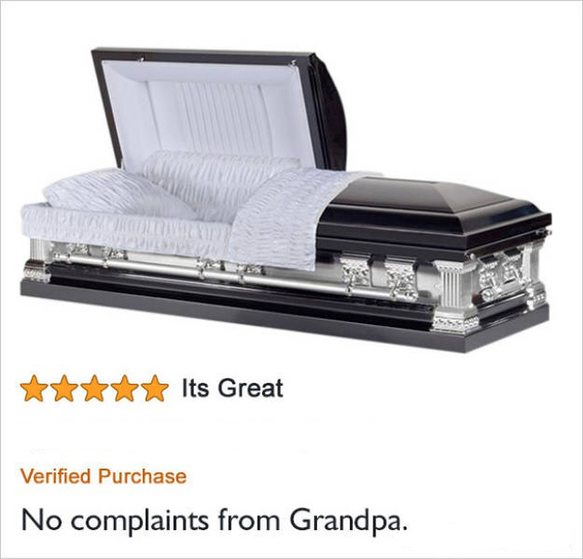 Funny Amazon Reviews (31 pics)