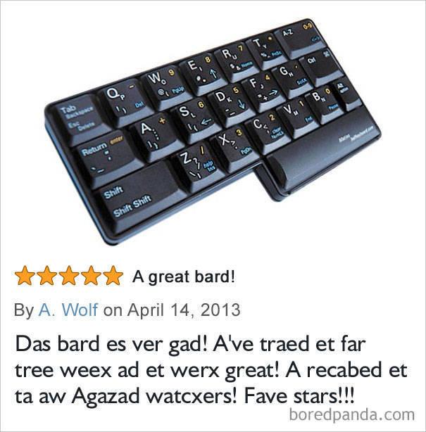 Funny Amazon Reviews (31 pics)